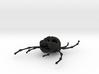 Skull tarantula 3d printed