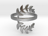 Laurel Leaves (Ring Size 4-11.5) 3d printed