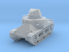 PV36E M2 Medium Tank (1/144) 3d printed