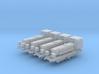 Schienenschleifzug Bauart Schörling 1:160  3d printed