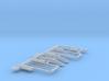 Agassiz PE0001H - Upgrade for paper model  3d printed