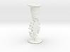 Snowflake Candlestick B 3d printed