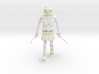 Undead Warrior 3d printed