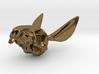 Easter Bunny Skull Pendant 3d printed
