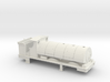 GWR Saddle Tank Body For Std Hornby 0-6-0 3d printed