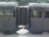 Set  porte testate ALn773, ALn873 and Ln779 3d printed Porte aperte applicate a due scocche ALn773