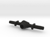 TM8 Rear Leaf Spring Axle 3d printed