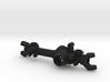 TM8 Front Coil Right Drop Axle Housing 3d printed