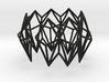Rhombus Bracelet 3d printed