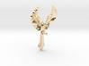 Parrot Pendant 3d printed