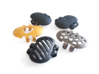 KPS Outer Piece - Heart 3d printed KPS outer pieces are available in a range of designs and materials.