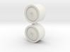 1/64 18.4-26 Gleaner Wheels - 1 Pair 3d printed