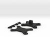 GoPro Backapack Mount 3d printed
