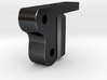 CMAX SCX2 Leaf Spring Axle Conversion Bracket 3d printed