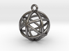 Planetary Merkaba Sphere Pendant 3d printed