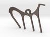 Anatolian Horse Steel 3d printed