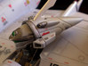 VF-4C/G/K (OLD) Custom Head Unit 3d printed Close detail