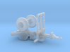 1/50th Mathis or Fesco PS-3 Fire Plow 3d printed
