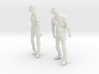 1-24 Male Zombie Set1 3d printed