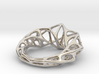 [Flowing ring]Size4|14.8mm 3d printed