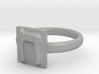 08 Het Ring 3d printed