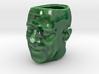 Espresso Cup - Shrunken Head 3d printed