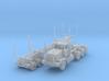 WS 4900XD Tri-Axle Logger N Scale 3d printed