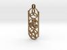 Symbols 1 by ~M. Keychain 3d printed
