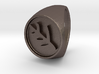 Classic Elder Sign Ring Size 13.5 3d printed