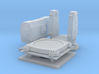 1:96 scale RIM-116 RAM Launcher 3d printed