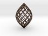 0512 Polar Zonohedron E [10] #001 3d printed