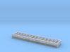 2x 40 Ft Plattform Container mix 3d printed