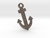Celtic Anchor Pendant 1 by Gabrielle 3d printed