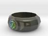 Mega Ring 3d printed