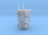 CAT DP70 (HO - 1:87) 3d printed