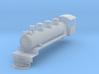 NZ120 C 1930 Locomotive Shell 3d printed