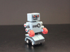 Billy Bob the home made remote control robot 3d printed front a