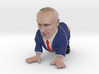 Putin Pencil holder - small 3d printed