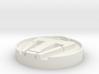 Tomorrowland Pin 3d printed