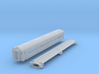N Scale CN CCF MU Trailer Car Body Kit 3d printed
