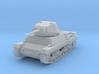 PV60H Italian P40 Heavy Tank (1/72) 3d printed