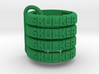 "Snap-on base ""skulker"" (4 pcs) - Mice & Mystics 3d printed"