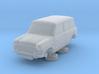 1-87 Austin Mini 67 Estate 3d printed