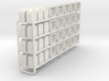 HO Passenger Lounge Chairs (20) 3d printed