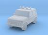 Lada-Niva VoPo (1:200) 3d printed