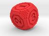 8-Bit Pixel Die 3d printed