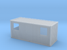 1:160 Wohncontainer residential container 3d printed