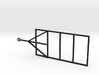 1.24 Scale Trailer Frame 3d printed