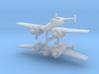 1/285 Grumman XF5F Skyrocket (late) x2 3d printed