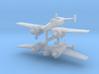 1/350 Grumman XF5F Skyrocket (late) x2 3d printed